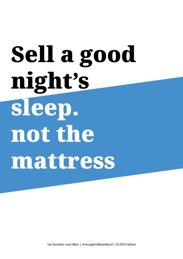 #01/2019 Januari 2019 - Printable | Sell a good night's sleep