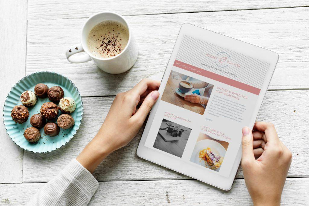 Zo kun jij ook geld verdienen met bloggen - Tekstschrijver