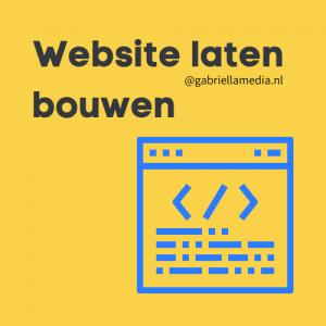 Website laten bouwen - Website in WordPress