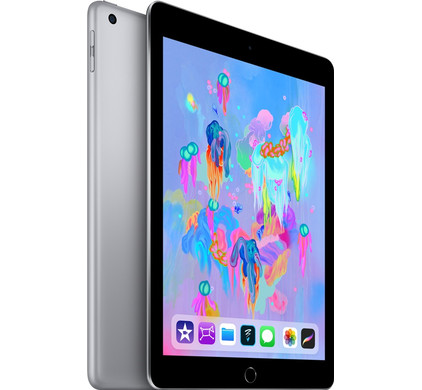 iPad 2018 - Space grey