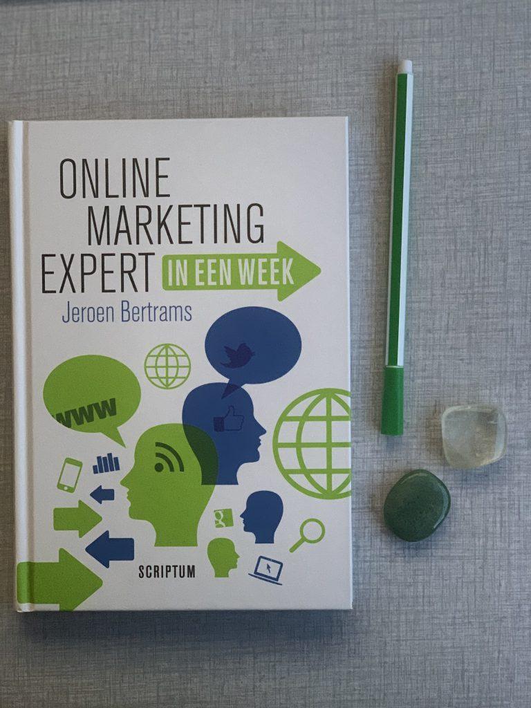 Online Marketing Expert in een week | Jeroen Bertrams