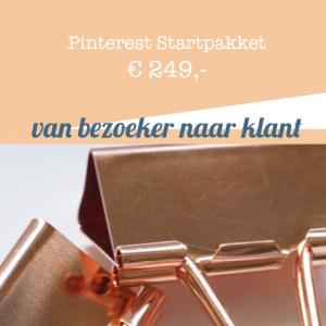 Pinterest Startpakket   Account aanmaken, opschonen en inrichten