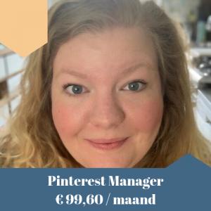 Pinterest manager | Pinterest management