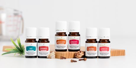 Young Living - essential oils - bewust leven