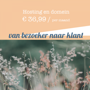 Hosting en domein | high end | service
