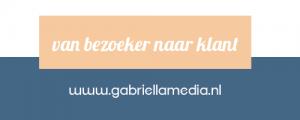 Logo Gabriëlla Media | Conversie Copywriter