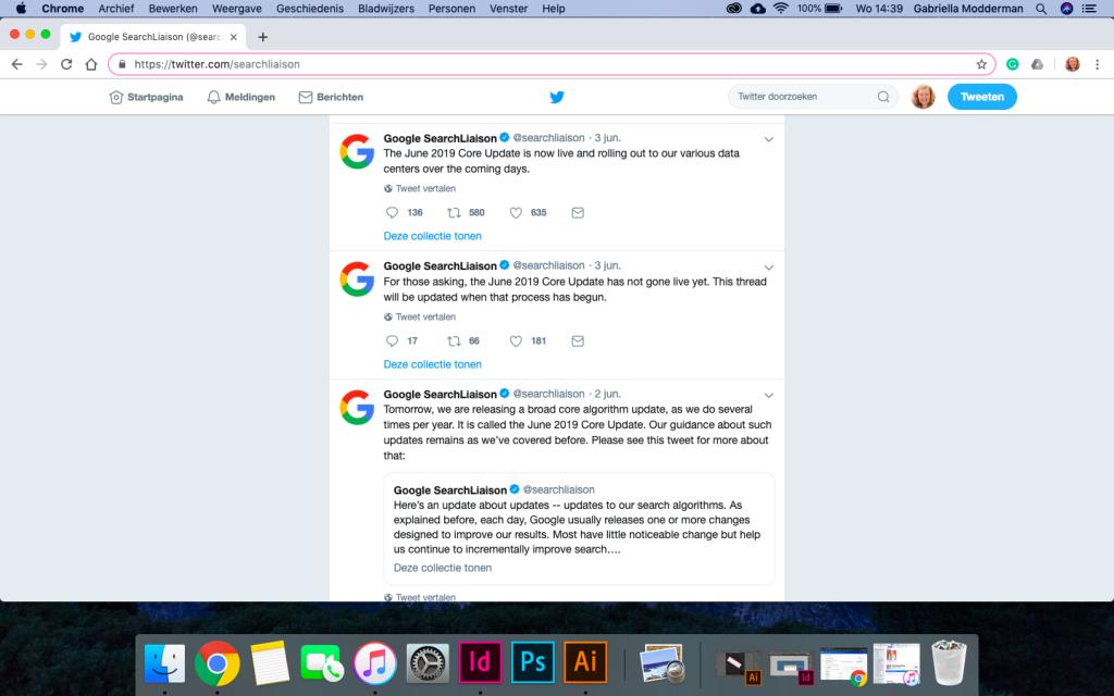 Google Update - Juni 2019 | Core update & Diversity Update