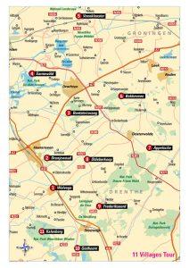 Elfdorpenroute als aanvulling op de Friese Elfsteden