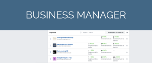 Facebook Business Manager aanmaken | Facebook bedrijfsmanager