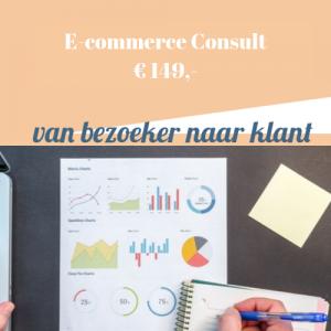 E-Commerce Consult | Meer verkopen met je webshop