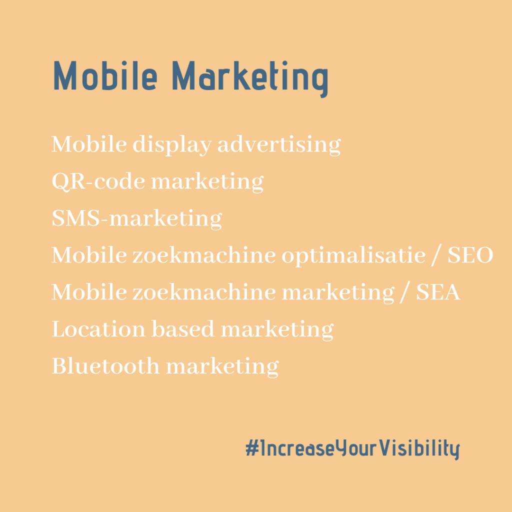 Serie artikelen over Mobile Marketing | Location based