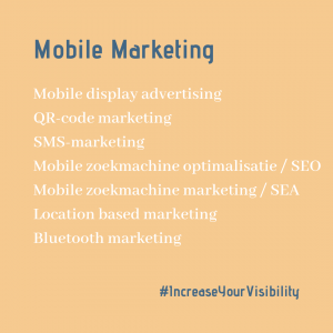 Serie artikelen over Mobile Marketing | Location based