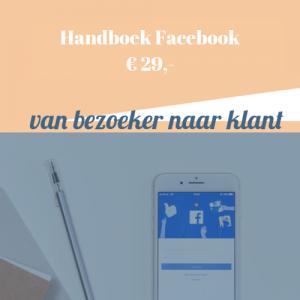 Facebook Handleiding | Handboek Facebook
