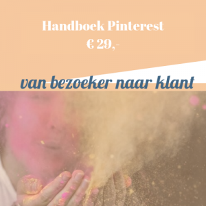 Pinterest Handleiding | Handboek Pinterest