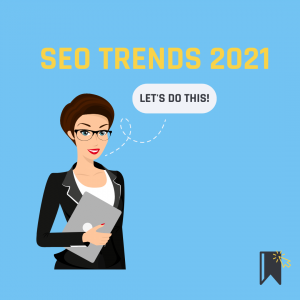 Copywriting SEO trends 2021 - this year
