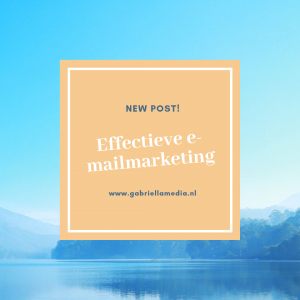 E-mailmarketing persoonlijk | Een mail verzenden voor meer winst