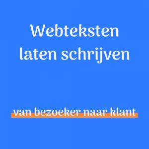 Webteksten laten schrijven - copywriter - Gabriëlla Media