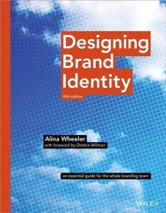 Designing brand identity - Alina Wheeler