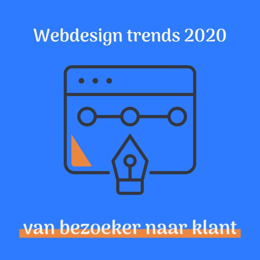 Webdesign trends 2020 - Optimaliseer jouw site of shop!