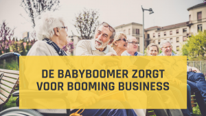 Seniorenmarketing - Babyboomer zorgt voor booming business