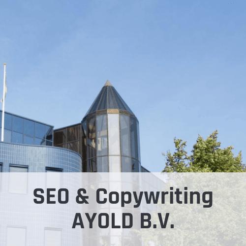 SEO & Copywriting Ayold BV