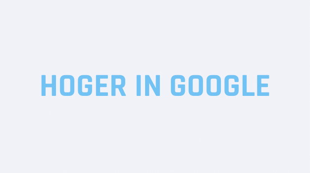 Hoger in Google door Gabriëlla Media BV