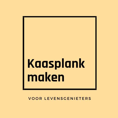 Logo Kaasplank maken